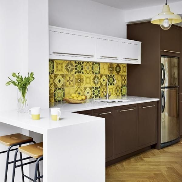 Beautiful 1960 Style Kitchen Cabinets
