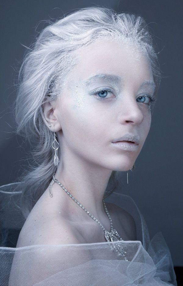 The perfect hair color for Thyra Winther, the Snow Queen.