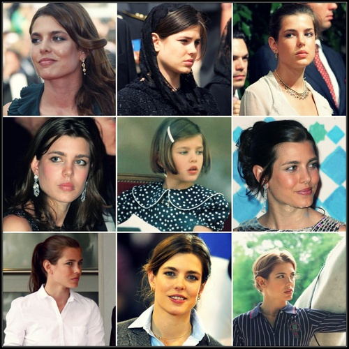 Princess Charlotte of Monaco, daughter of Caroline