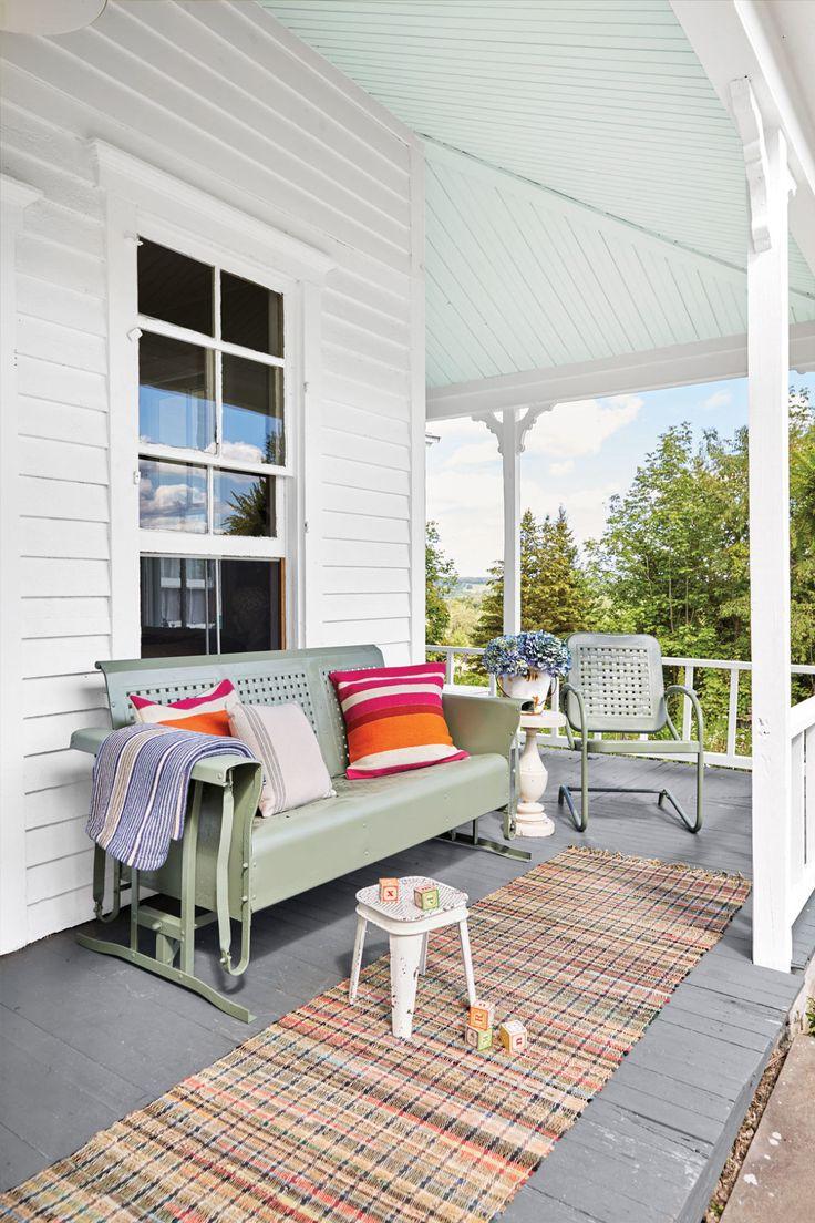 die besten 17 bilder zu front porch decorating auf pinterest, Gartengerate ideen