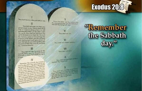 the importance of the sabbath day nowadays Setting apart a day so in the midst of this culture, i'm here today to talk about why  it is even more important for us as christians to practice the.