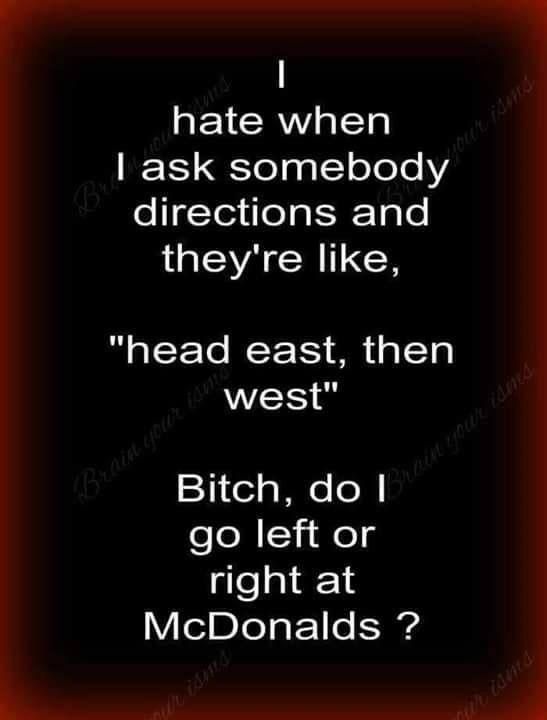 Lol! Yup!