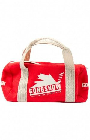 ROAD ESSENTIALS -Don't get caught on the road without any of your essentials. What better way to store them than in your GSH toiletry bag. GONGSHOW