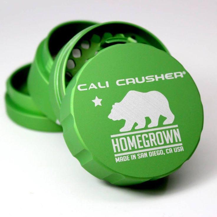 #calicrusher #homegrown