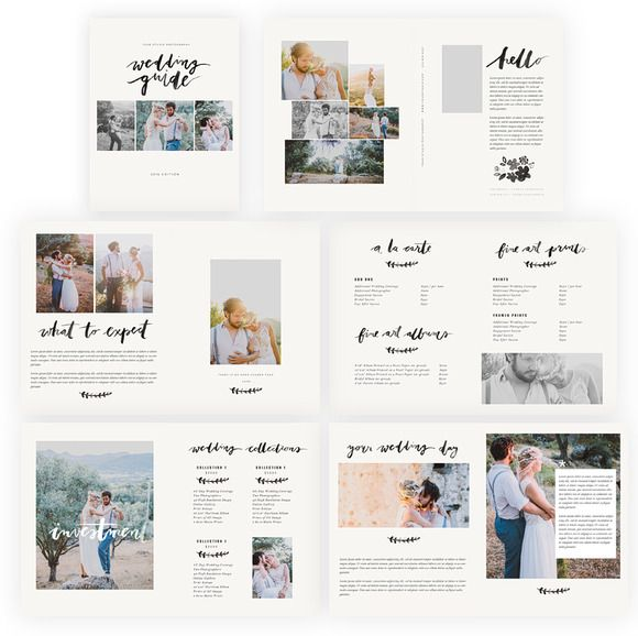 Brushed Wedding Pricing and Magazine by Oh Snap Boutique on @creativework247