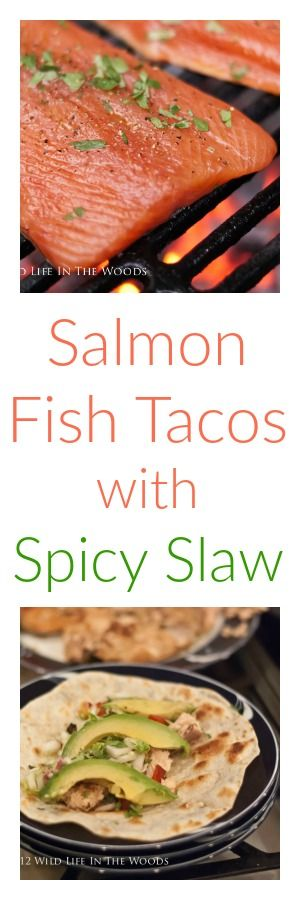 Quick Easy Grilled Fish Tacos with Spicy Slaw | Recipe ...