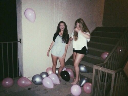 #birthday #friends #present #happy