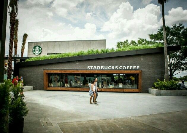 Starbucks Architecture