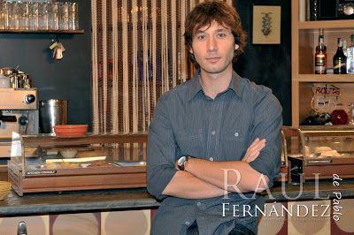 """Raúl Fernández de Pablo: Entrevista de Raúl """"Con el culo al aire""""."""