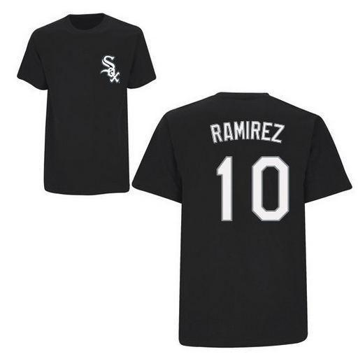 Chicago White Sox Alexei Ramirez Mens's Player T-Shirt