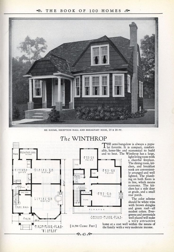 The book of 100 homes: containing the desgins a...