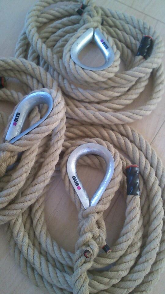 CLIMB ROPES - Cuerdas de trepa