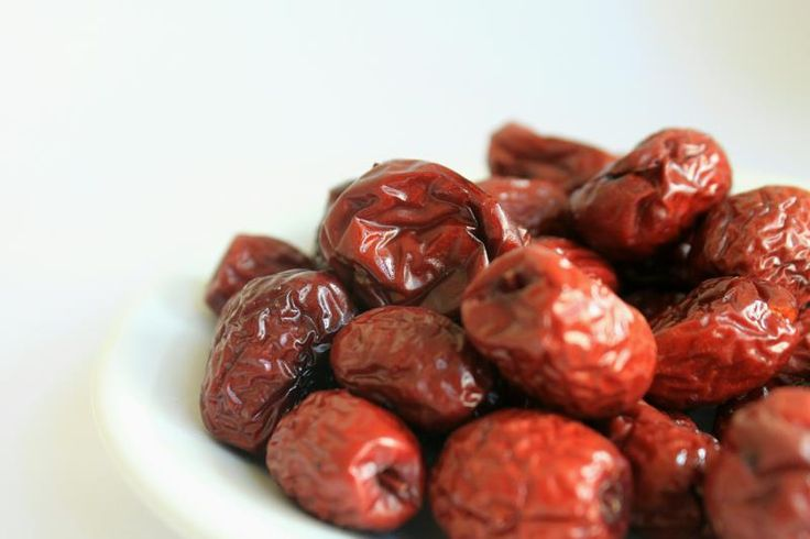 How to Dry Jujube Fruit