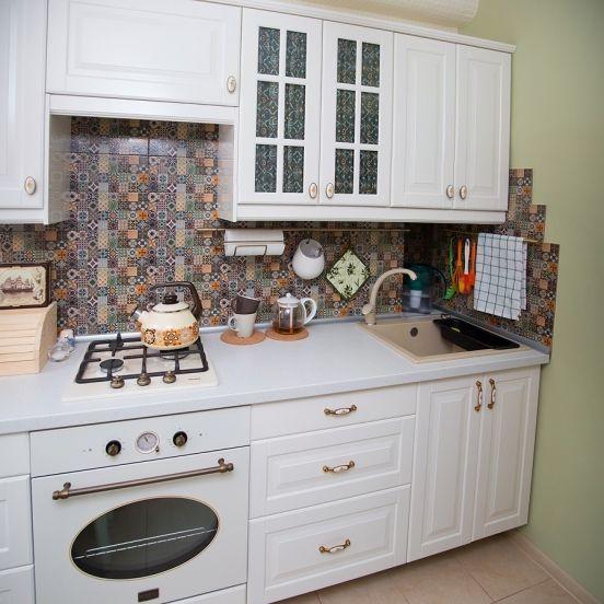 Кухня в хрущёвке 5 м2 - IKEA FAMILY