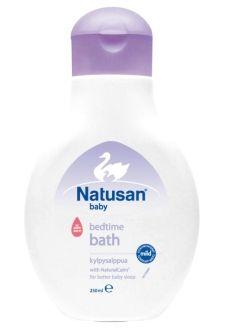 Natusan Bedtime Bath 250 ml