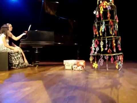 Dança da fada Açucarada- Tchaikovsky - YouTube