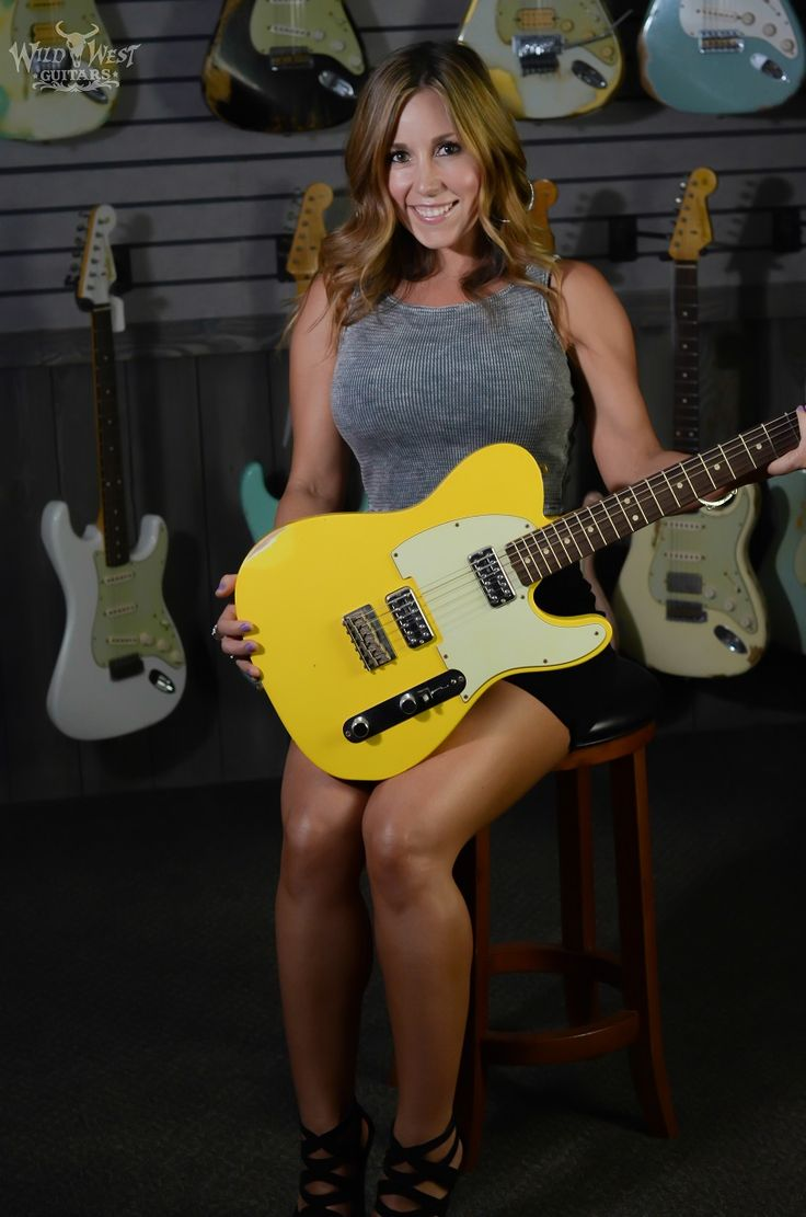 fender telecaster tv jones in faded graffiti yellow guitars fender telecasters pinterest. Black Bedroom Furniture Sets. Home Design Ideas