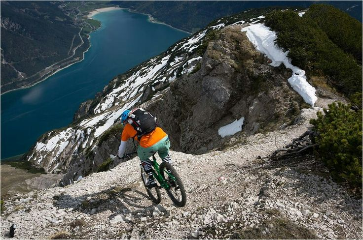 Mountain biking Lake Garda, Italy