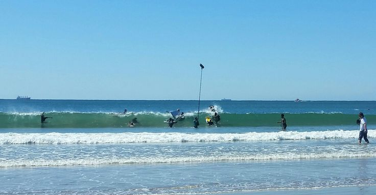 Deep End, surfs up
