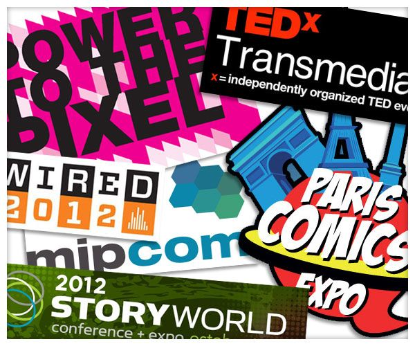 10 Transmedia Lab events impossible to miss