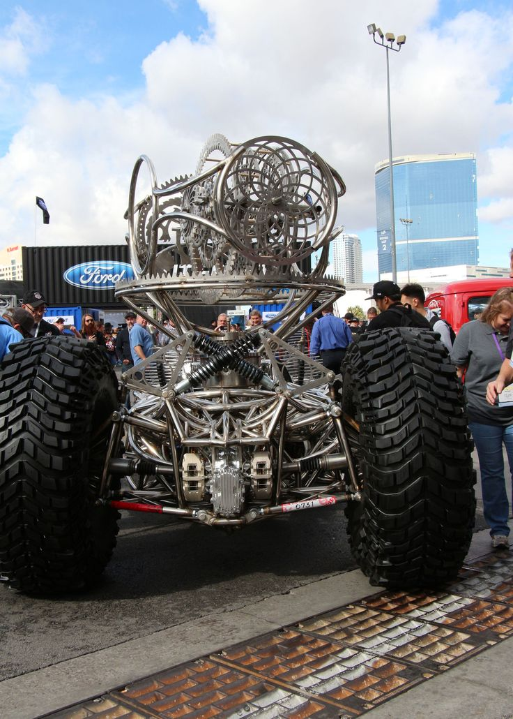 87 best Wild and Weird Vehicles images on Pinterest | Cars, Vehicles ...