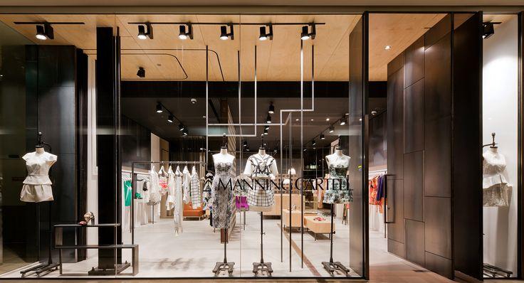 Mannning Cartell Chadstone, Flagship Boutique  Ground Level, Australian Designer Mall  03 9658 6888