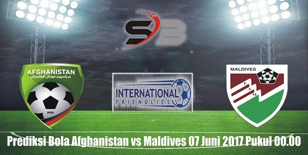 Prediksi Bola Afghanistan vs Maladewa 07 Juni 2017