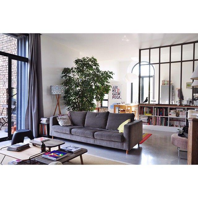 Visite chez le designer #fredrieffel sur le blog www.miluccia.net #interior…
