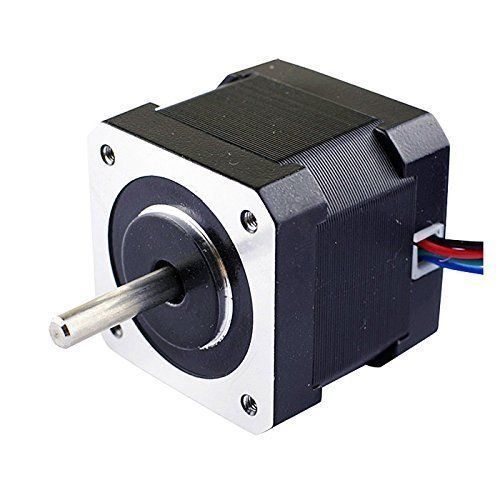 Stepper Motor Nema 17 Bipolar 40mm 64oz.in(45Ncm) 2A 4 Lead 3D Printer Hobby CNC