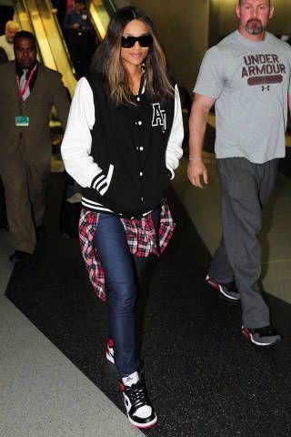Ciara Tomboy Fashion Wwwpicturessocom