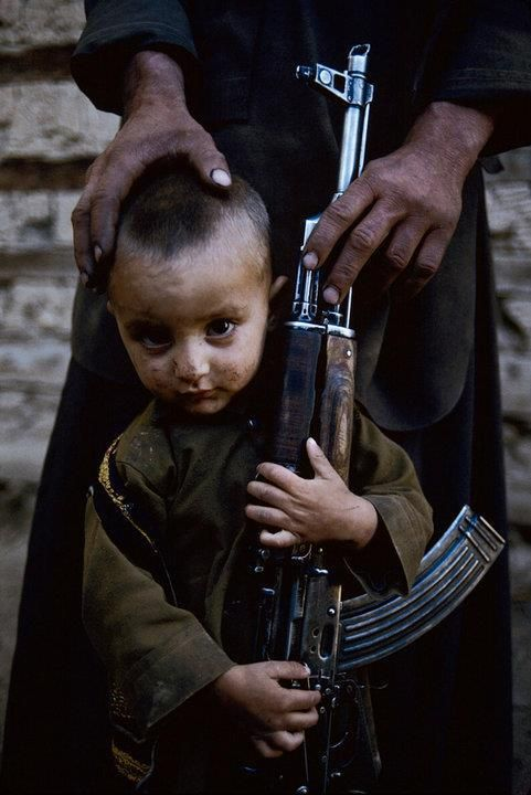 Children of War @Steve McCurry documentary photographyt                                                                                                                                                                                 More