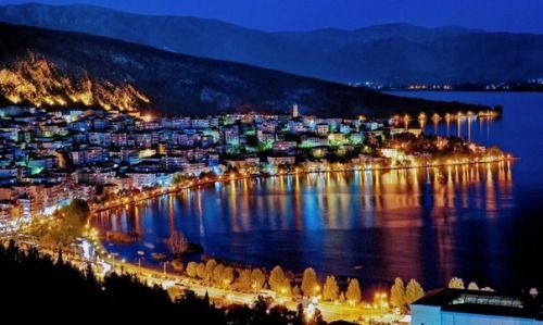 greek-highlights:  Kastoria…Macedonia-Greece