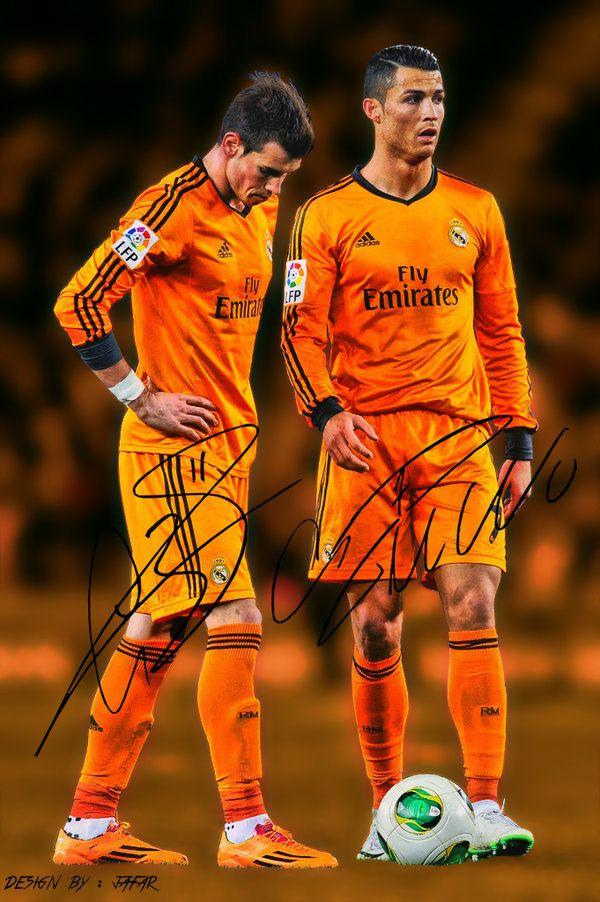 Gareth Bale+Cristiano Ronaldo=Calidad