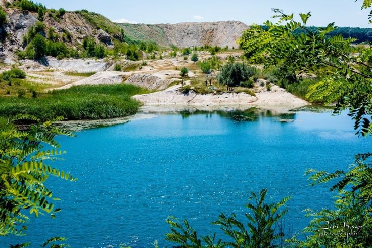 Laguna Albastră - România
