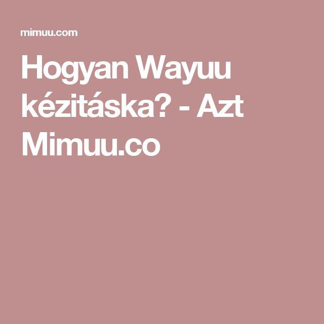 Hogyan Wayuu kézitáska?  - Azt Mimuu.co