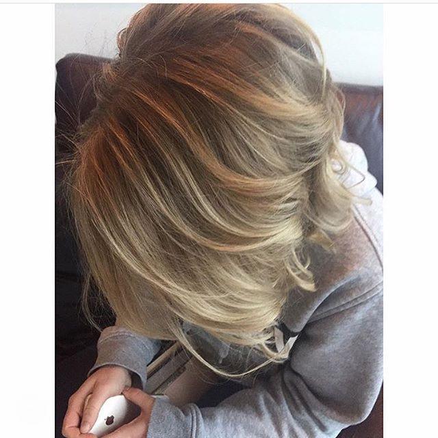 Soft Natural Blonde   #healthy #natural #blnde #soft #hairjoi #bayalage #blend #kelowna   Hair @hair.by.amandajess