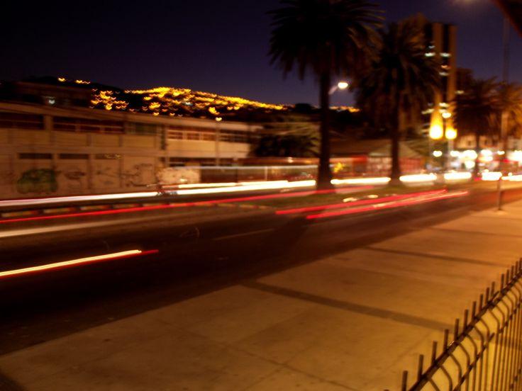 Calle Bellavista. Valparaíso. Chile.