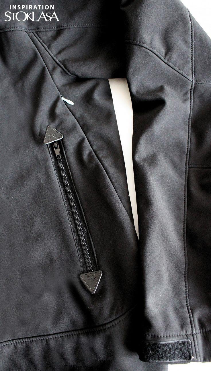 Ozdoba / ochrana švů na oděvy 25 mm | STOKLASA textilní galanterie