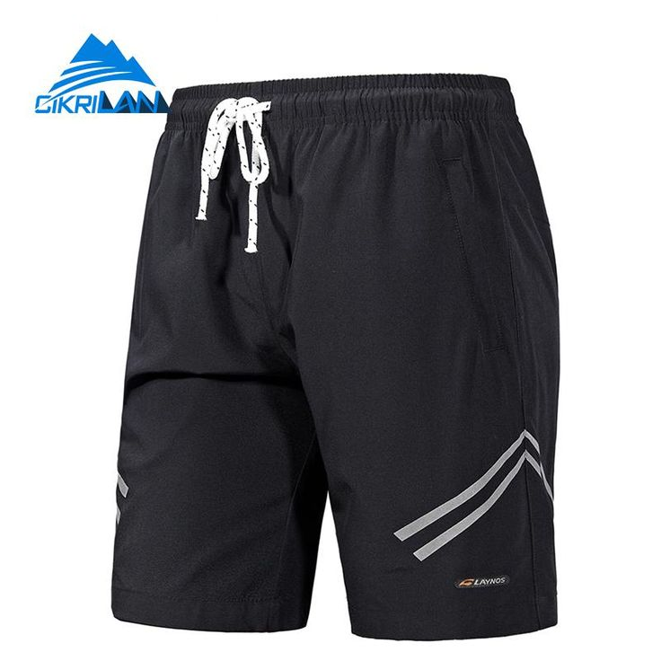 Mens Summer Quick Dry Running Short Trousers Breathable Basketball Pantaloncini Ciclismo Outdoor Hiking Cycling Men Sport Shorts