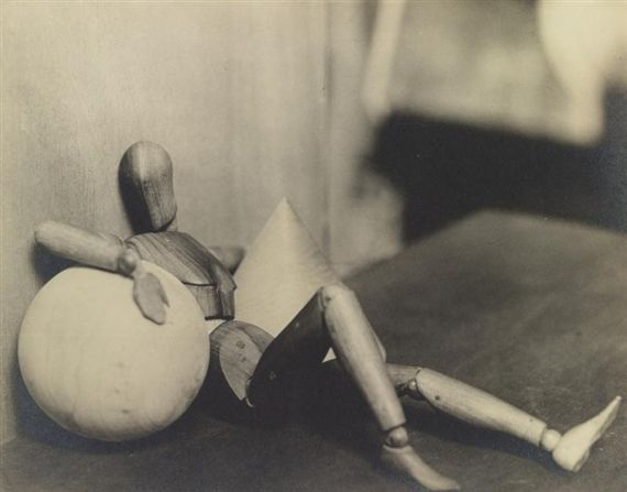 UNTITLED, MANNEQUIN FATIGUÉ, 1926 Man Ray MAN RAY : ( 1890 - 1976 ) Surrealism / Dada / Photographer : More At FOSTERGINGER @ Pinterest