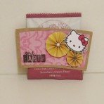 Hello Kitty multifunction cup sleeve / favor holder http://www.luvavenue.com