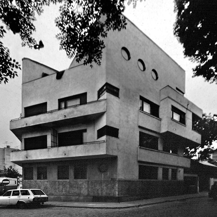 Architecture - Marcel Iancu