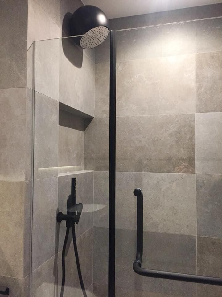 Hdb Bathroom Fima Carlo Frattini Shower Set Van Hus Interior