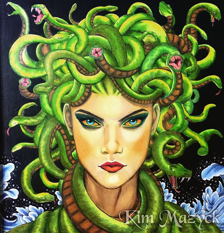 The Horrible Tale of Medusa