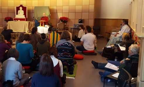 Learn And Practice The Teachings Buddha: One-Day Buddhist Retreat.  Learn And Practice The Teachings Buddha: One-Day Buddhist Retreat. Saturday, January 21st, 8:00 am – 4:00 pm, 61 Carlton Street