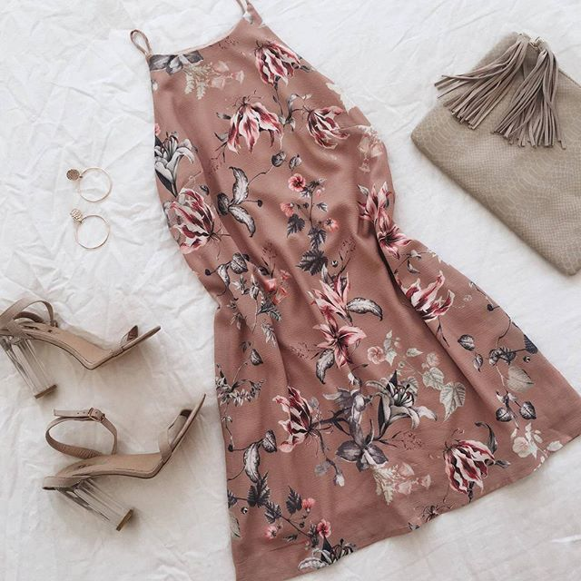 Autumn date night vibes II Wishing For You Dress + Billini Fifi Heels SHOP NEW ARRIVALS --> www.muraboutique.com.au #muraboutique #partyoutfit #autumn