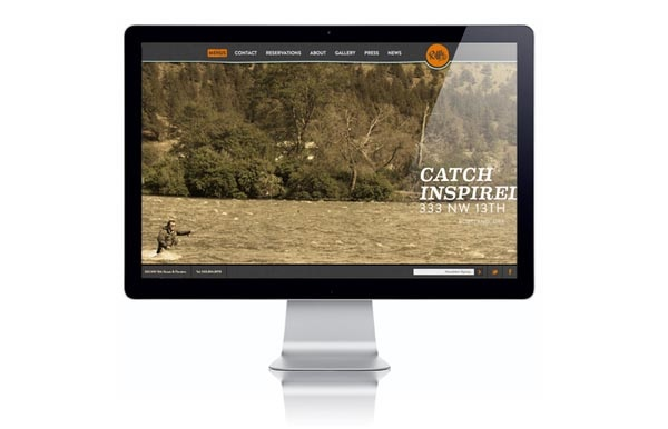 New Riffle NW website http://rifflenw.com