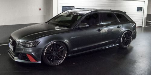 Jon Olsson Changes the Look of His Audi RS 6 Avant. (via Jon Olsson Changes the Look of His Audi RS 6 Avant - Fourtitude.com)