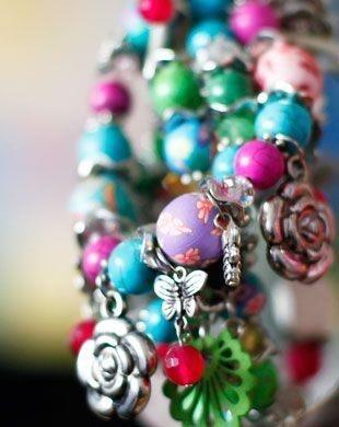Welcome spring!!! FrancescaC. Bracelet
