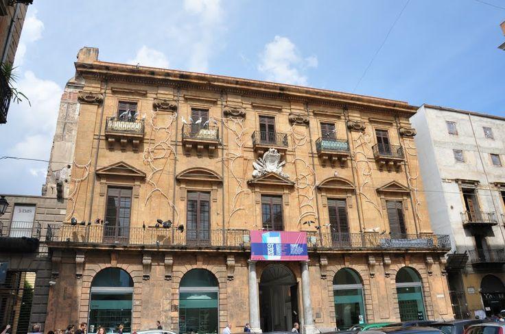 Palazzo Riso, city centre, Palermo #amministrazionecondomipalermo #palermoamministratorecondominiale www.studioragolia.it